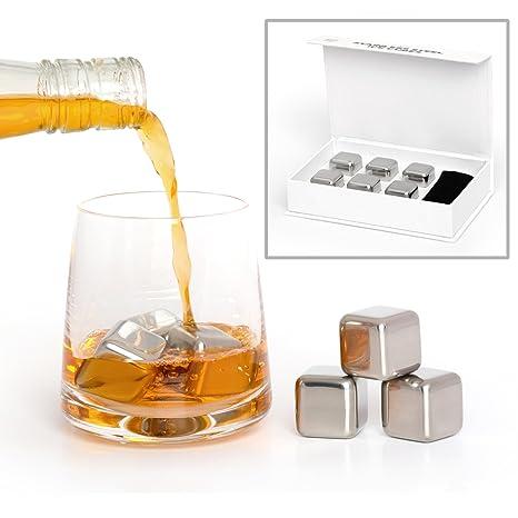 Amazon.com: CKB Ltd – Conjunto de 6 – Cubitos de hielo de ...