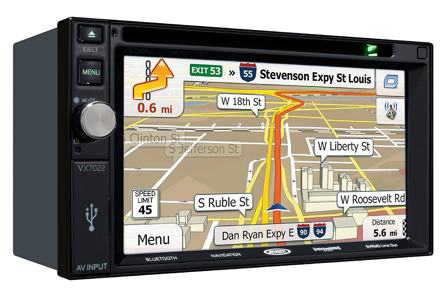Best in dash navigation-Jensen vx7022
