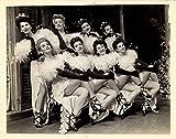 "Fats Waller ""EARLY TO BED"" Jean Scott / Toni Stuart 1943 Broadway Press Photo"
