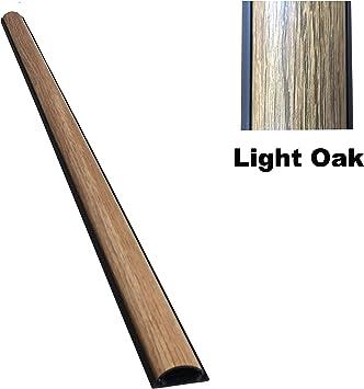 Amazon Com Chordsavers Chordsaver Small Floor Cord Cover Wooden