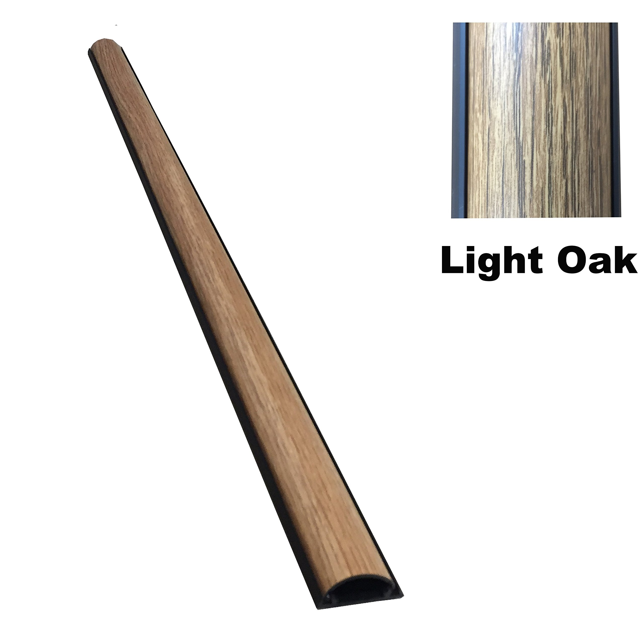 ChordSavers StudioSaver Cord Cover - 1 Piece - Color: Light Oak