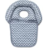 Boppy Noggin Nest Head Support Tiny Triangles, Gray