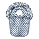 Amazon Price History for:Boppy Noggin Nest Head Support Tiny Triangles, Gray