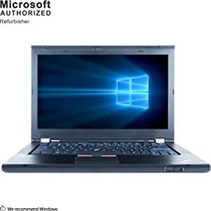 Lenovo Thinkpad T420S 14 Inch Laptop , Intel Core i5 2520M up to 3.2GHz, 8G DDR3, 320G, DVDRW, WiFi, VGA, DP, USB 3.0, Win 10 64 Bit-Multi-Language, English / Spanish / French(CI5)(Renewed)