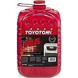 Toyotomi Plus Combustibile Puro per Stufe Portatili, Rosso, 18 litri