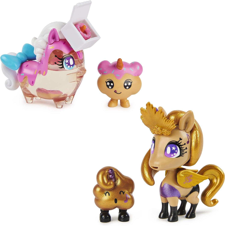Uni-verse 2 Pack Collectible Surprise Unicorns Figure  Mystery Accessories Fun