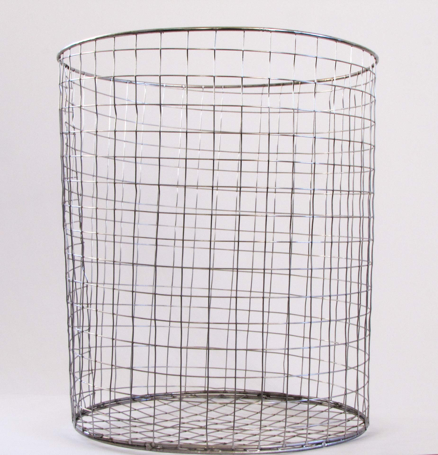Gophers Limited Stainless Steel Wire Gopher/Mole Barrier Basket, 5 Gallon Size, 1 Case Quantity 12 Baskets