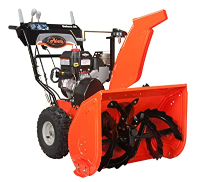 pleasurable home depot garden tillers. Ariens ST28LE Deluxe 2 Stage Snowblower 921022 Amazon com  Snow