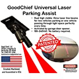 GoodChief Universal Garage Laser Parking Assist – An Innovative Way to Easily Park and Guide with Dual Laser Lines Projected