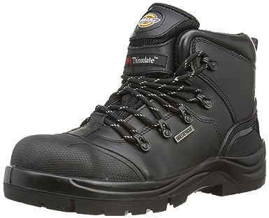 Talpa S3 Safety Boots FD9208 Black 6 UK