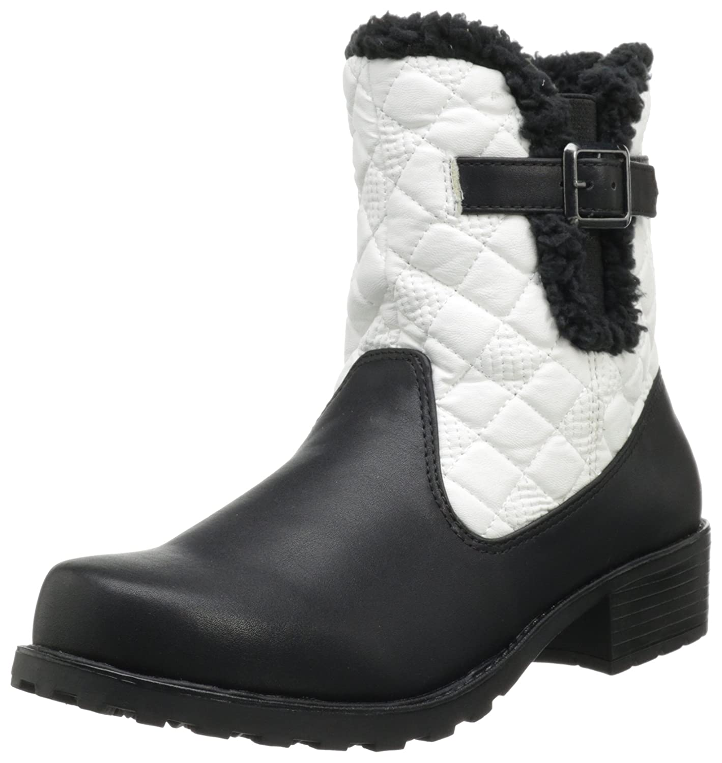 Trotters Women's Blast III Boot B00BI1YPME 7 N US|Black/White