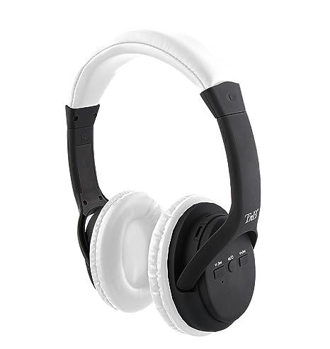 Auriculares 2 en 1 de Color Blanco: Inalámbricos y con tecnología con Bluetooth Wireless: Amazon.es: Electrónica