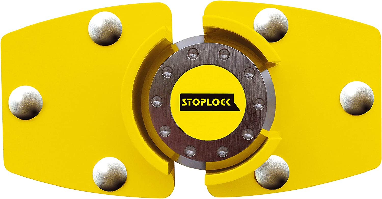 Stoplock HG 199-00 Van Lock - Candado para Puertas de Caravanas