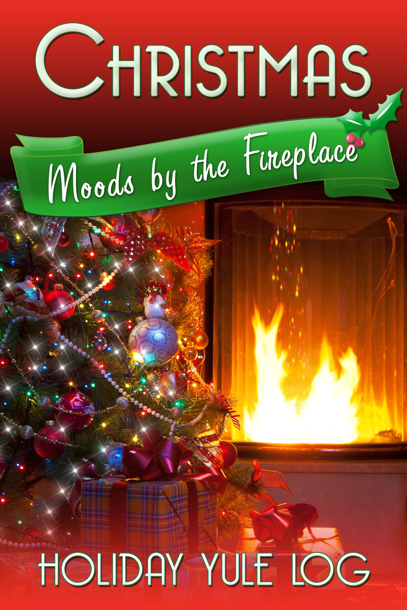 Amazon.com: Christmas Moods by the Fireplace: Holiday Yule Log: Liam ...