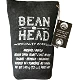 Bean Head #1 Canadian Organic Coffee, Ground