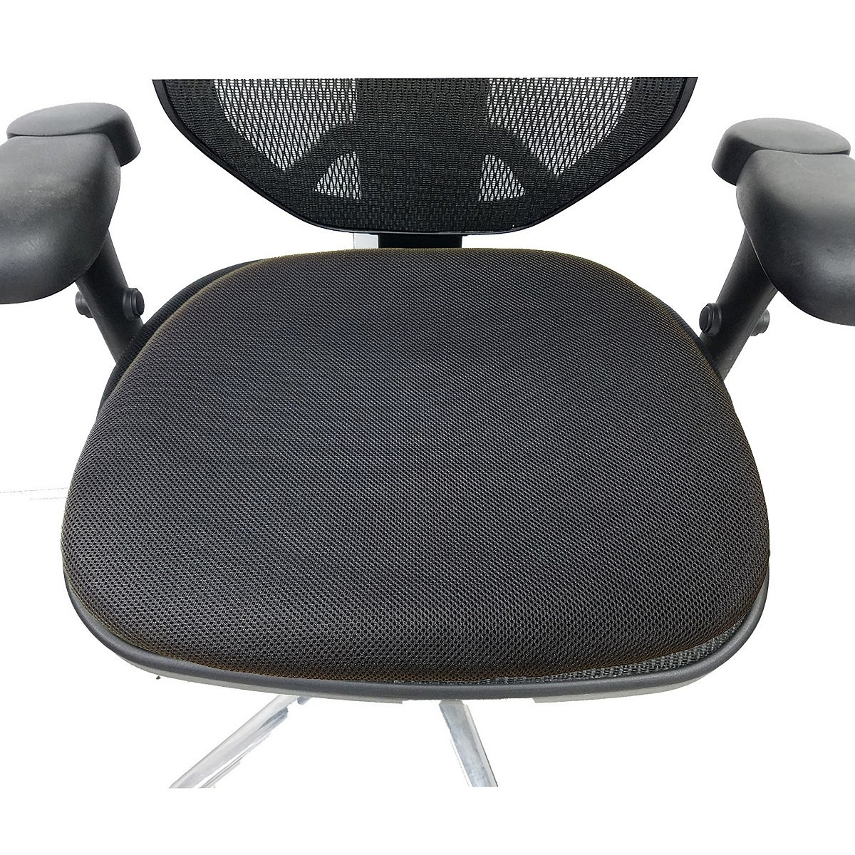 CONFORMAX ERA Office Gel SEAT CUSHION-L20A (20Lx20FWx14RW, with Removable Cover-AIRMAX)