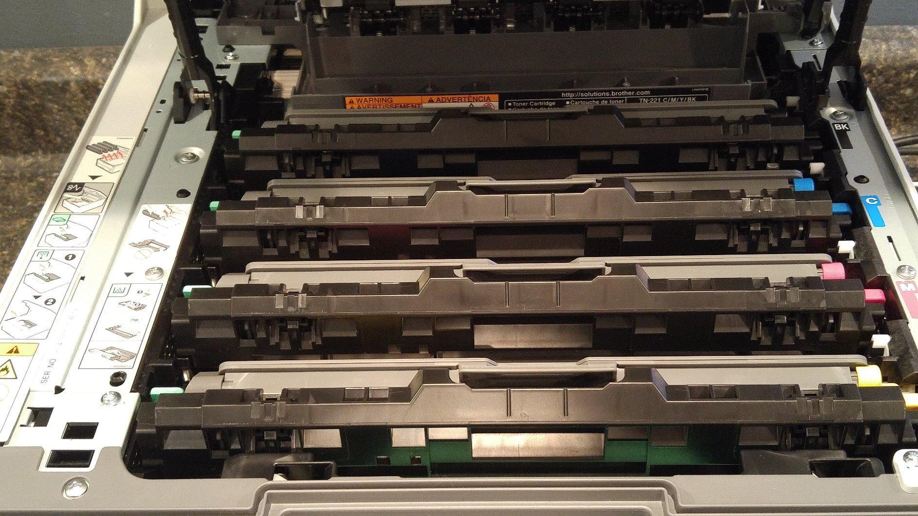 Brother HL-L3210CW Compact Digital Color Printer Providing Laser