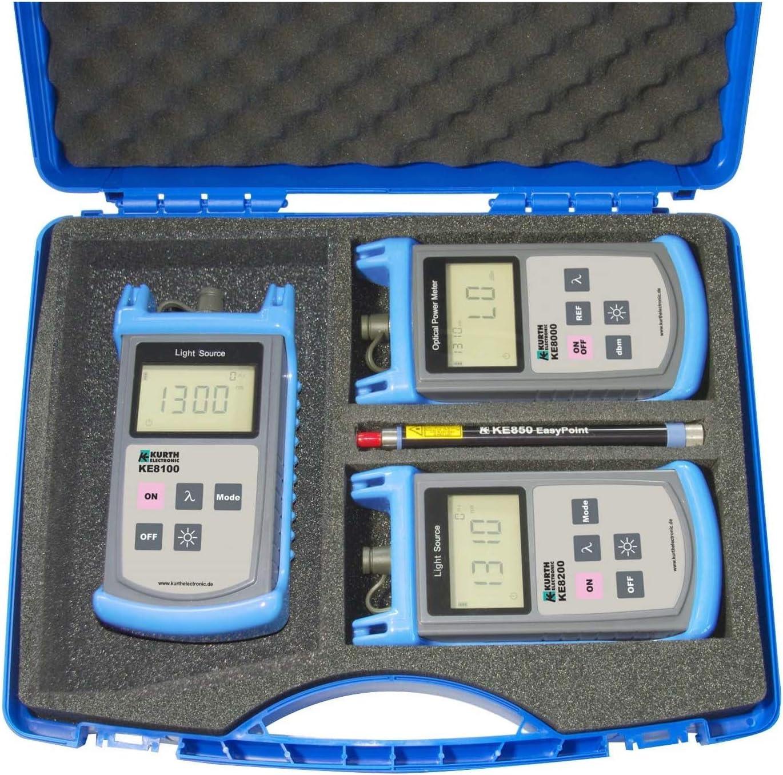 Kurth 0 49150 8 Ke 8083 Multi Und Singlemode Elektronik