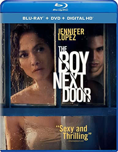 Amazoncom The Boy Next Door Blu Ray Jennifer Lopez Ryan Guzman