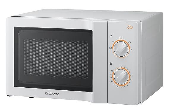 Daewoo KOG-6L67 Encimera 20L 1100W Color blanco - Microondas (295 ...