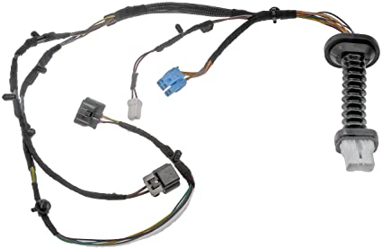 81c1LCEp7lL._SX425_ amazon com dorman 645 506 door harness with connectors automotive