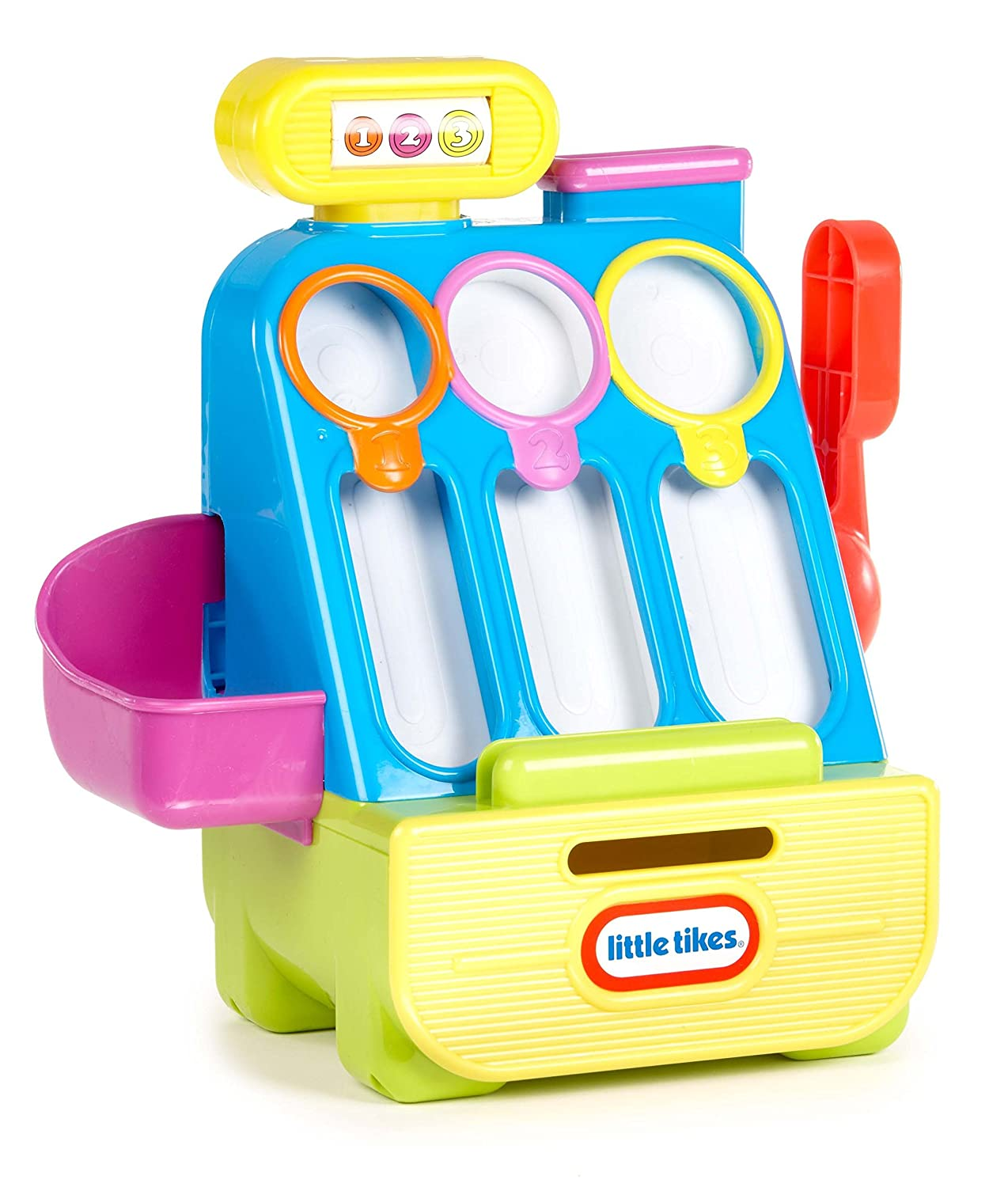 Amazon.com: Little Tikes Count \'n Play Cash Register Playset: Toys ...