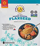 Flax for Nutrition™ Cold Milled Golden Roasted Flaxseed 1.2 kg/toasted taste&aroma/ground flax seed/flax meal/gluten…