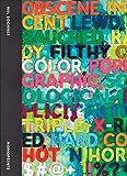 Mel Bochner: Monoprints: Words, Words, Words.
