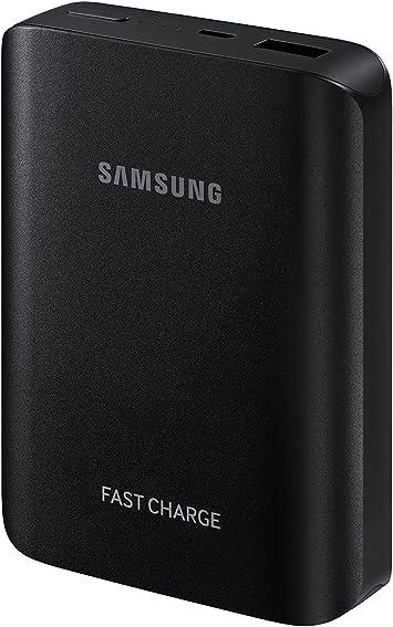 Samsung EB-PG935 Ión de litio 10200mAh Negro batería externa: Amazon.es: Electrónica