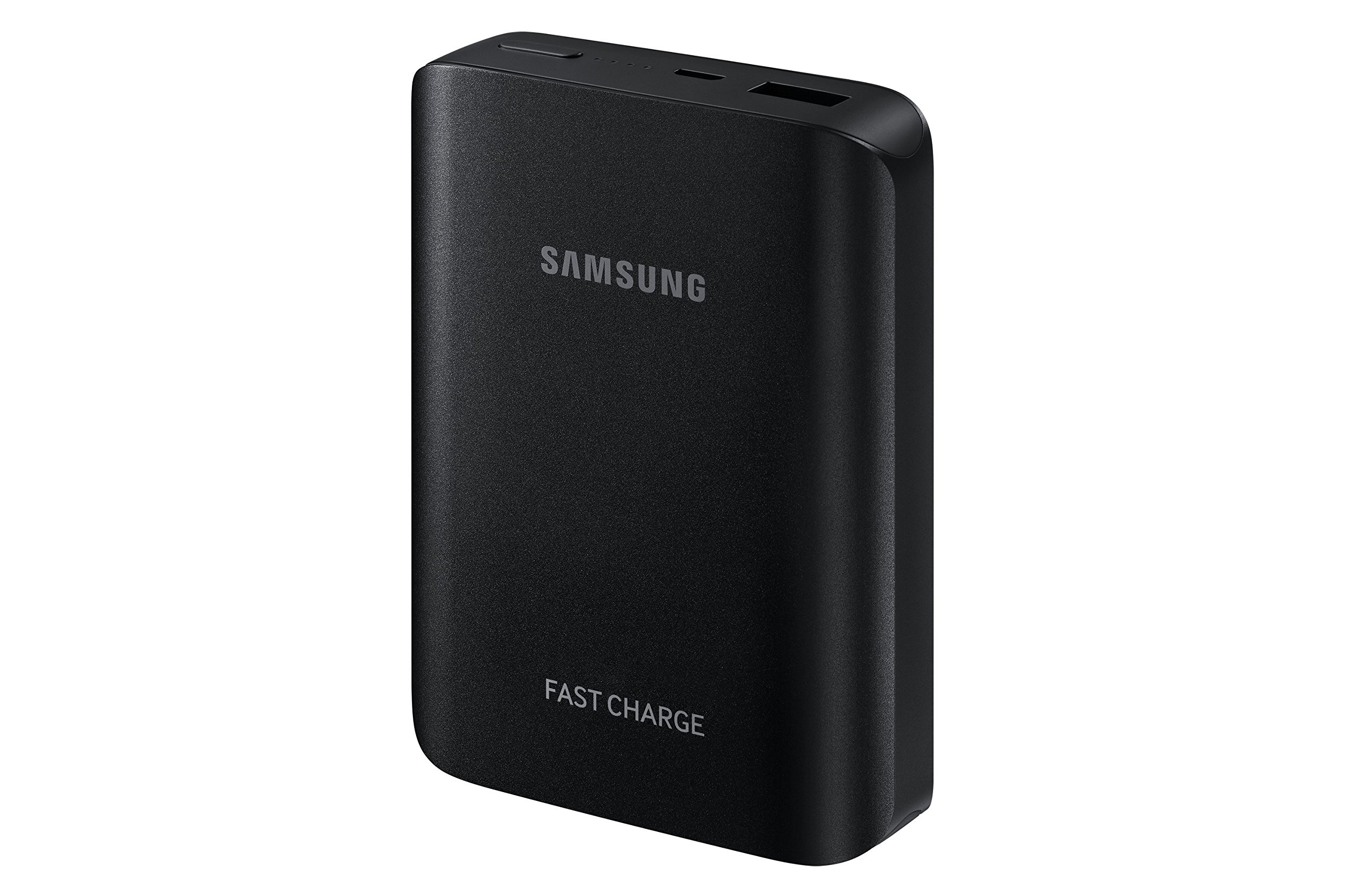 Samsung Fast Charge 10200mAh External Battery Pack, Black