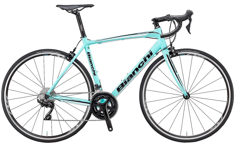 Bianchi (ビアンキ) ロードバイク IMPULSO 105 (インパルソ105) 2019モデル (チェレステ /CK19) 53サイズ   B07JLN8HHL