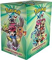 Pokemon X & Y Complete Box