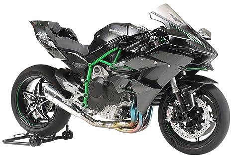 Amazoncom Tamiya 112 Motorcycle Series No131 Kawasaki Ninja H2r