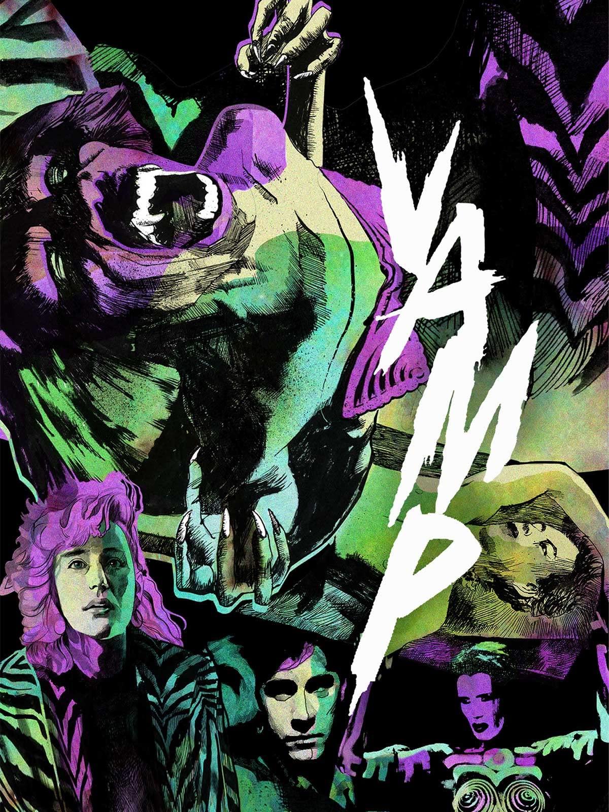 Vamp on Amazon Prime Video UK