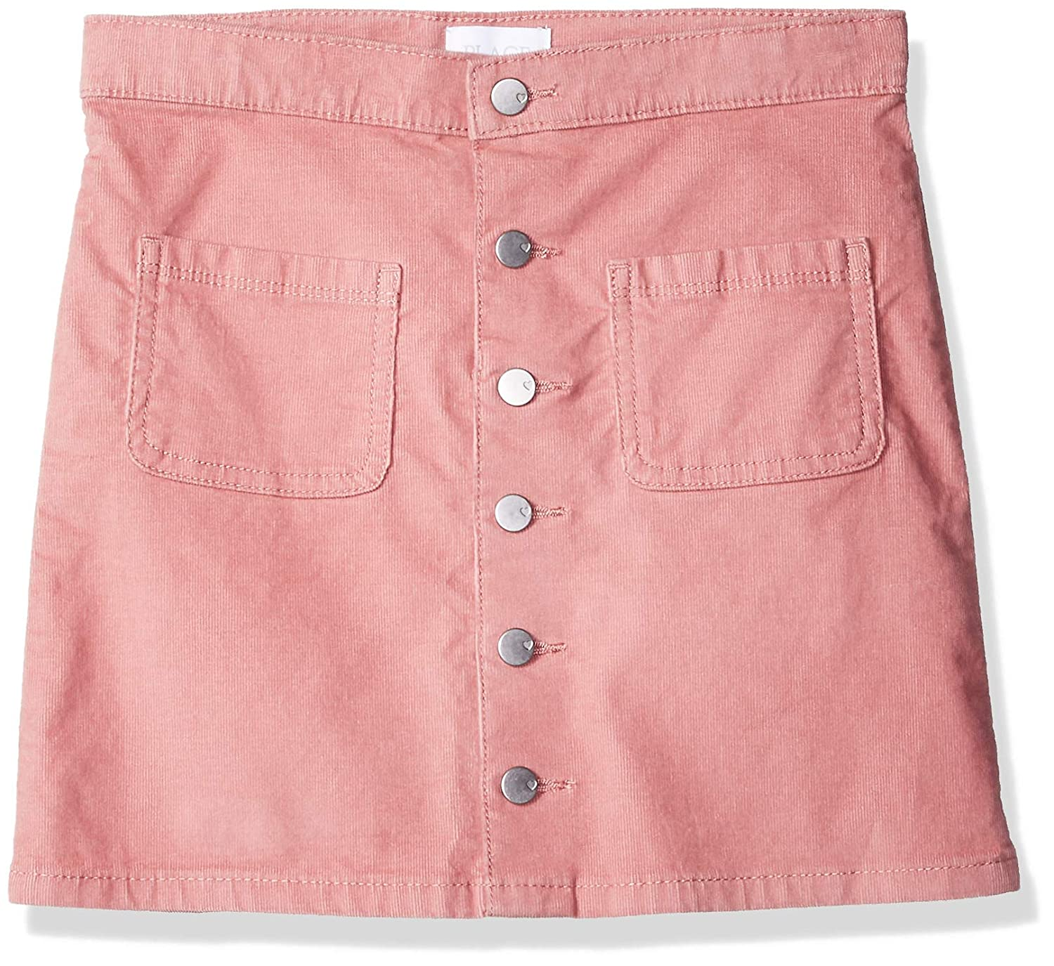 The Childrens Place Big Girls Cordoroy Skirt