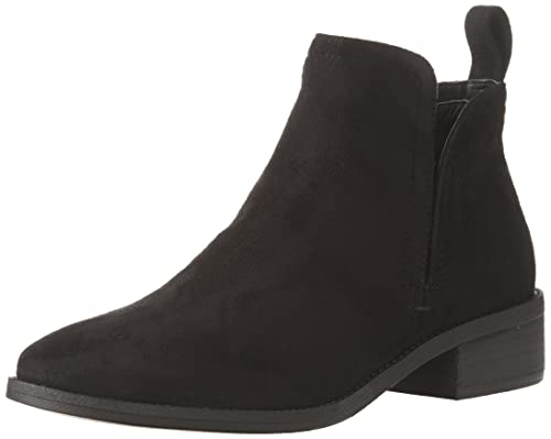 384f6122e67 Steve Madden Women s Flutter Ankle Boot  Amazon.ca  Shoes   Handbags