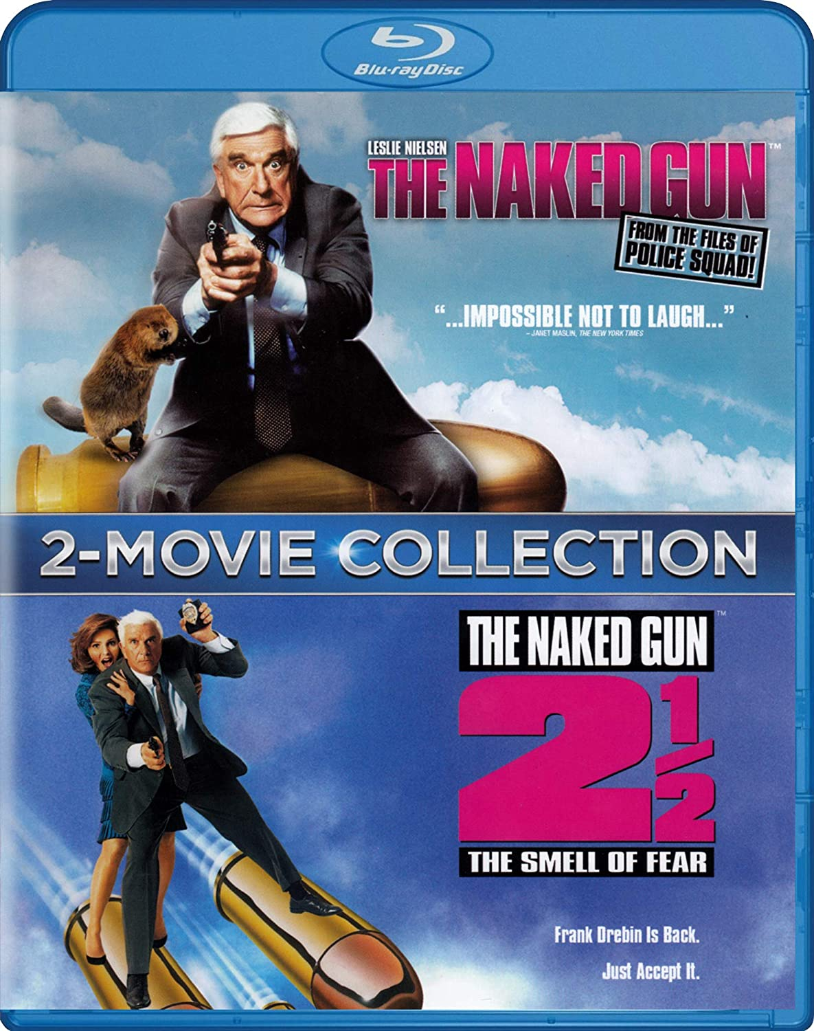 The Naked Gun: From the Files of Police Squad!, 1988 (Film