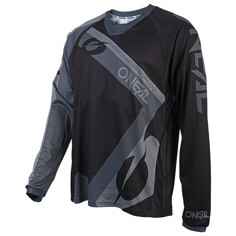 Oneal Element FR Hybrid Jersey Men Black 2019 Radtrikot kurzä rmlig