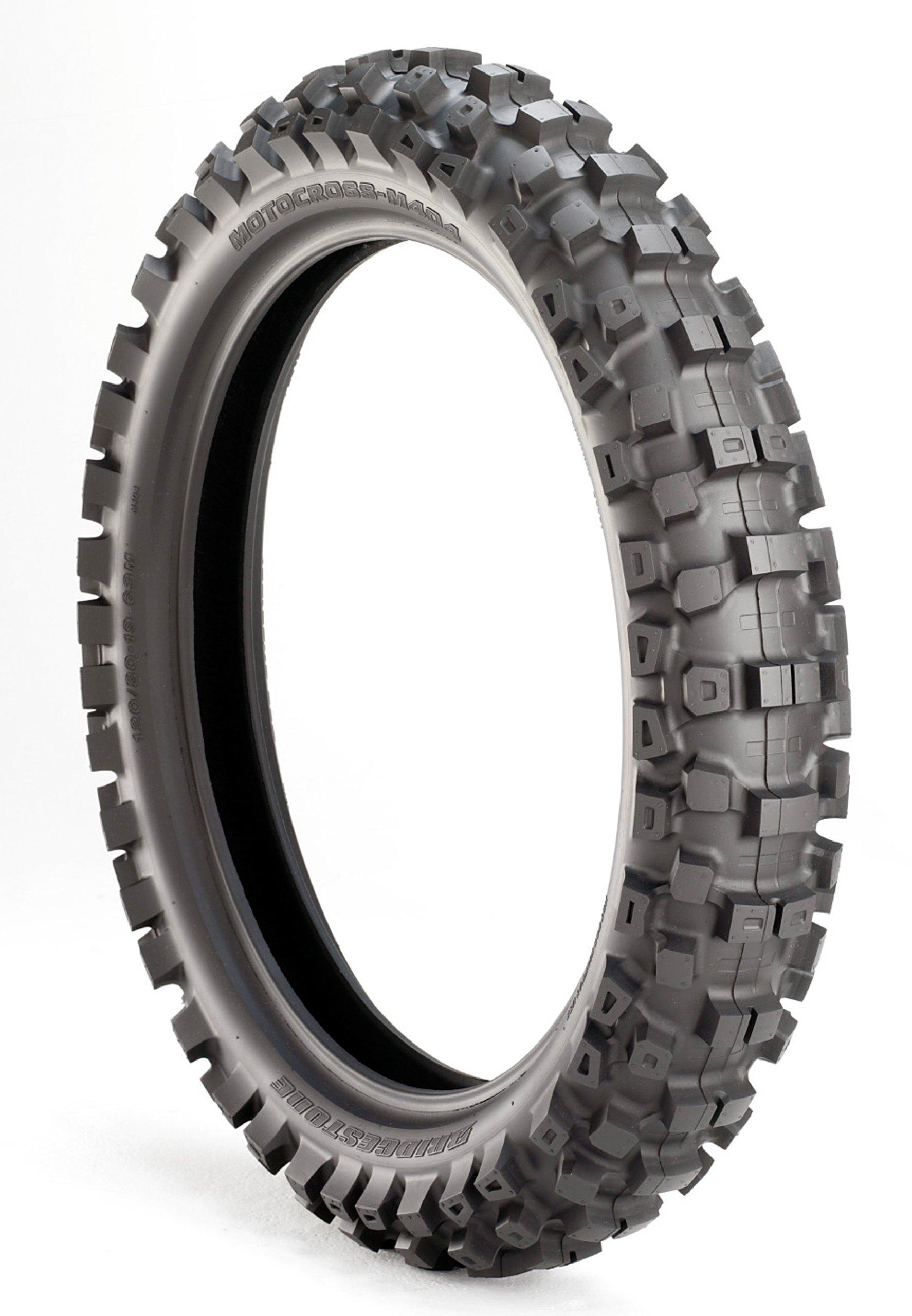 Bridgestone M404 Motocross Rear Tire 80/100-12