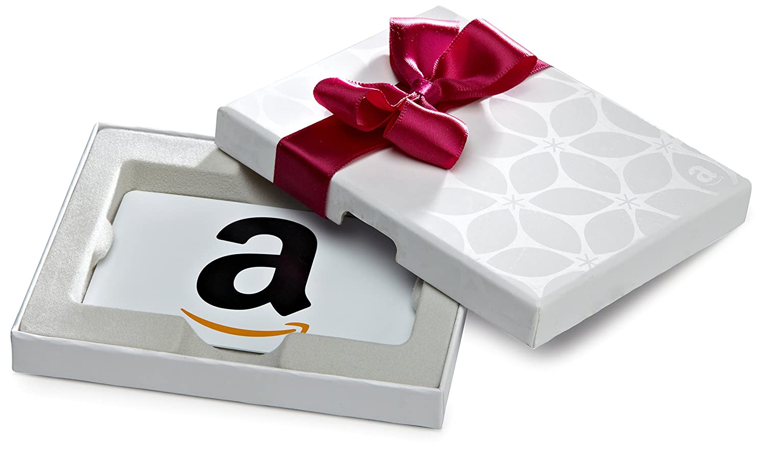 Amazon.com: Amazon.com Gift Card in a White Gift Box (Classic White ...