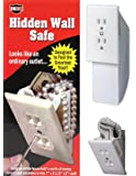 Hidden Wall Safe - Diversion Safe - Outlet Safe - Stash Box - Hide Valuables