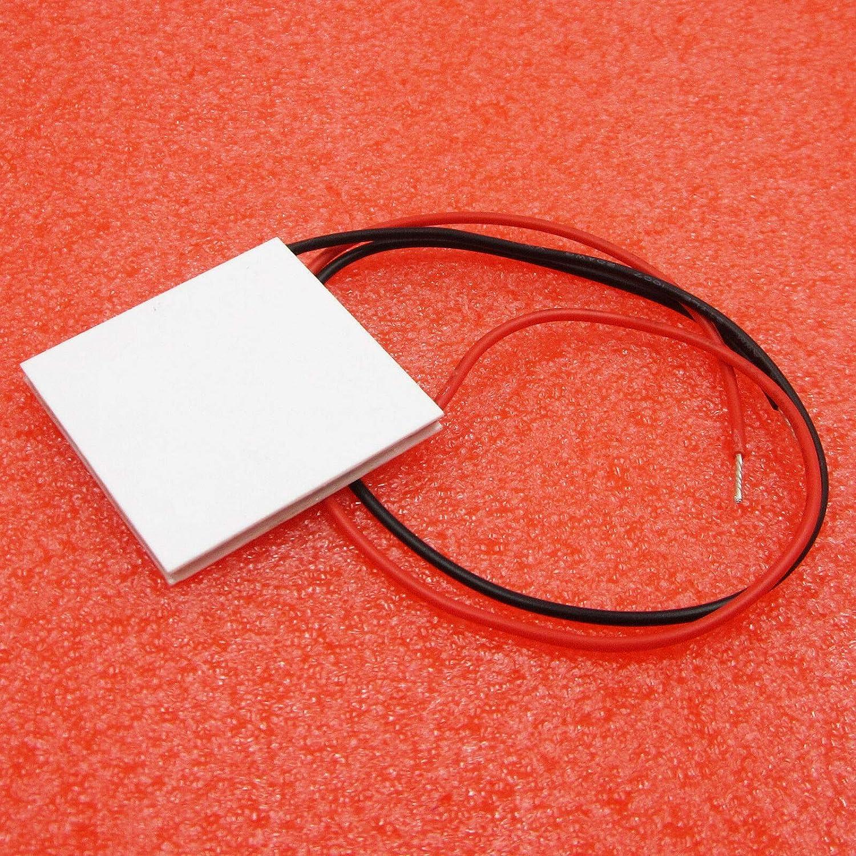 FidgetGear TEC1-12710 Heatsink Thermoelectric Cooler Cooling Peltier Plate Module 2PCS Show One Size
