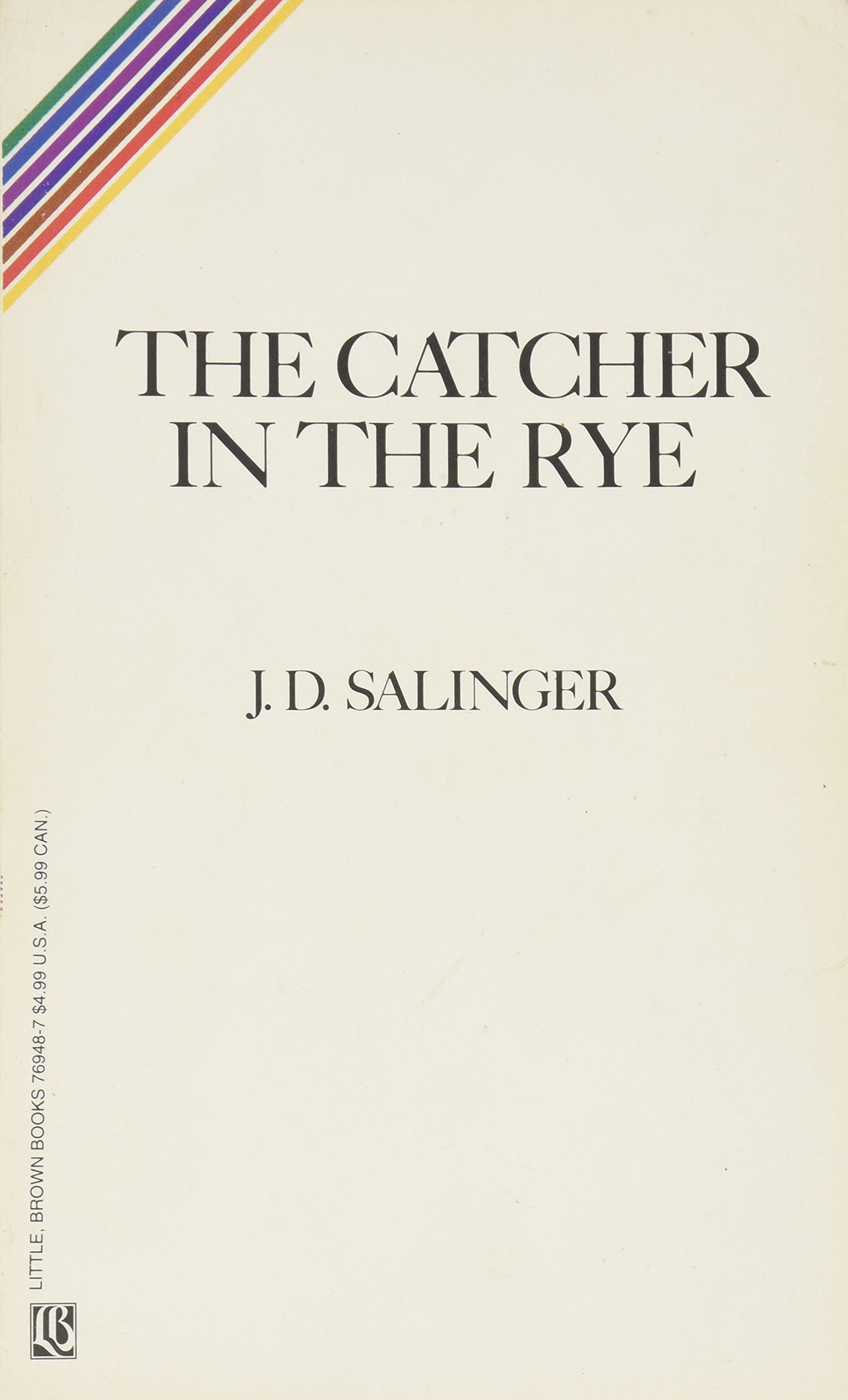 Bilderesultat for the catcher in the rye amazon