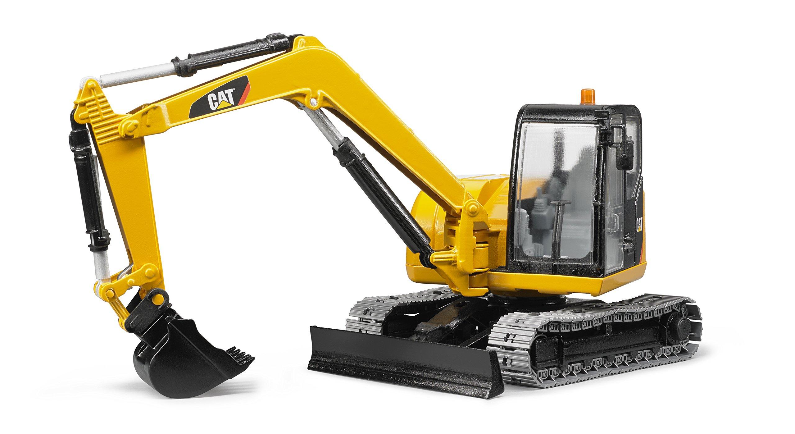 Bruder Toys CAT Mini Excavator Vehicle
