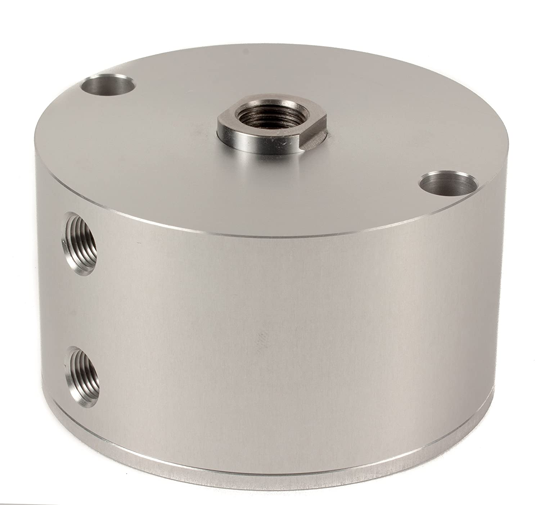 Fabco-Air C-321-X Original Pancake Cylinder, Double Acting, Maximum Pressure of 250 PSI, 2' Bore Diameter x 3/4' Stroke 2 Bore Diameter x 3/4 Stroke FAB   C-321-X