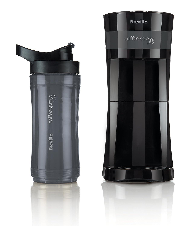 Breville VCF050X Cafetera de goteo con vaso t/érmico incluido