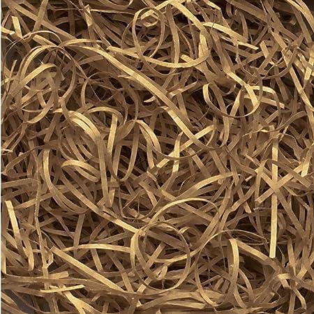 Papel triturado Kraft, Ideal para Relleno de Cajas y cestas de Regalo, 200 g: Amazon.es: Hogar
