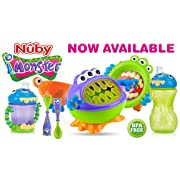 Nuby   i Monster   Set