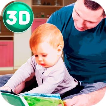 Amazon com: Virtual Dad Family Life Simulator – Questing Tales Of