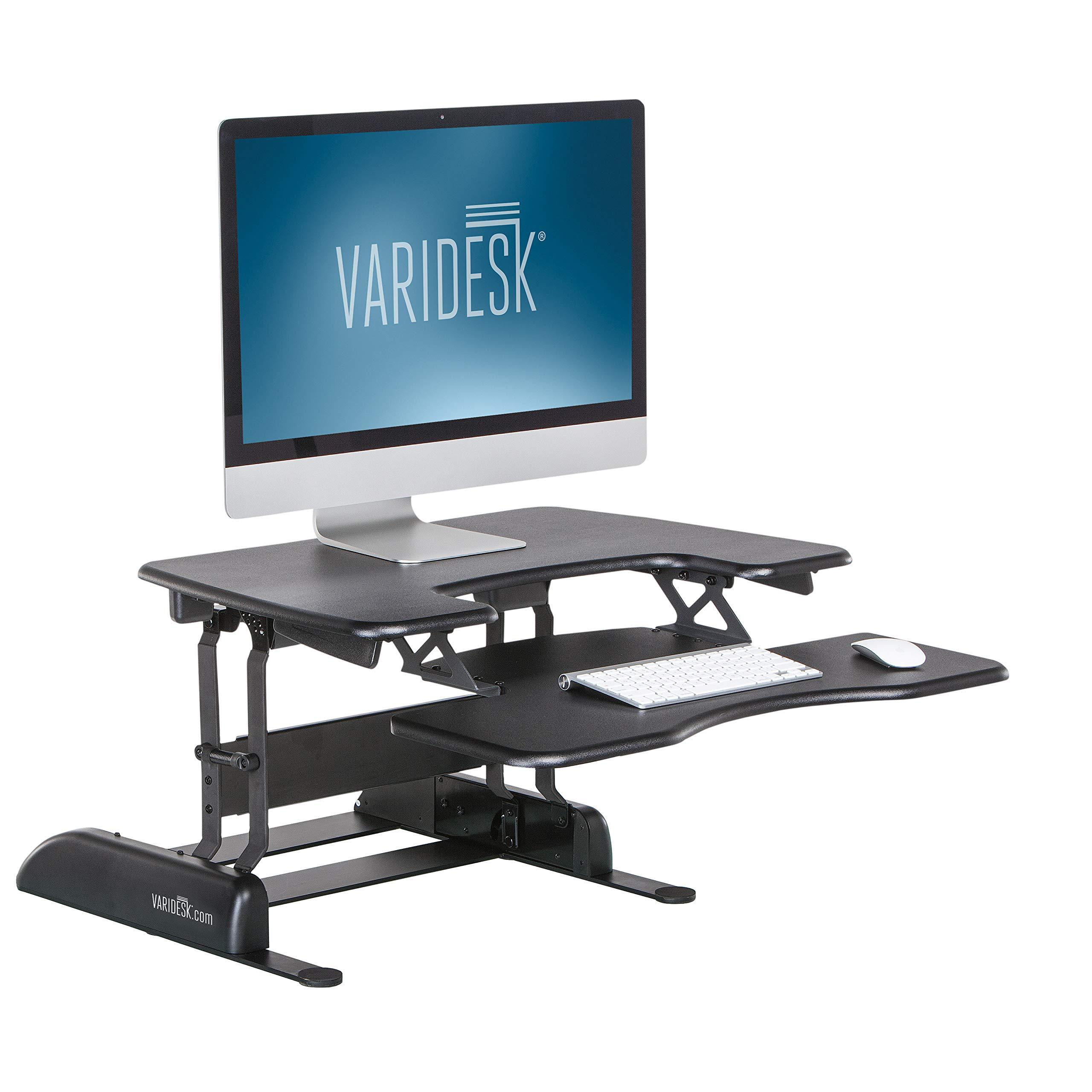 VARIDESK - Height-Adjustable Standing Desk - ProPlus 30 by VARIDESK